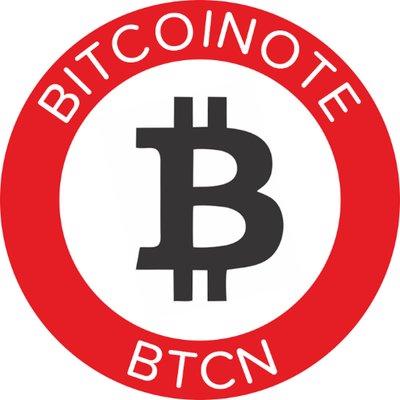 Logo BitcoiNote