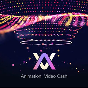 Logo Animation Vision Cash