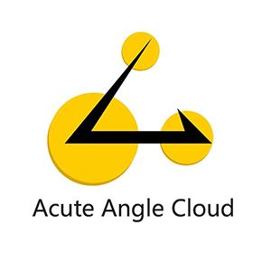 Logo Acute Angle Cloud