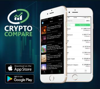 Crypto Compare App.