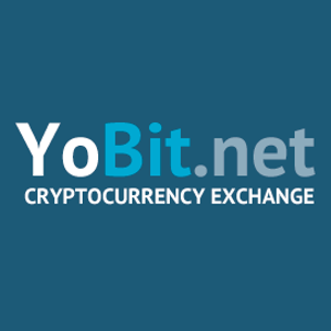 Yobit Exchange Reviews, Live Prices, Social Influence, Trades