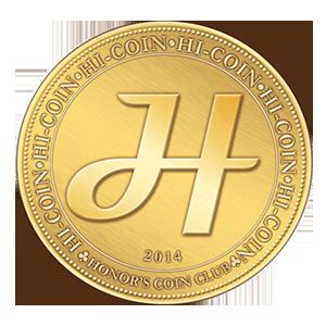 HiCoin (XHI) coin
