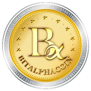 Logo BitalphaCoin