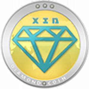 Logo International Diamond Coin