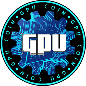 Logo GPU Coin