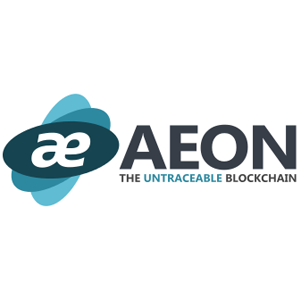 Aeon (AEON) Cryptocurrency