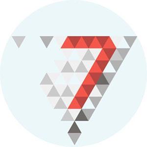 Logo Number7
