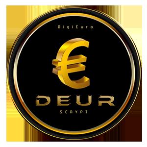 DigiEuro (DEUR) coin