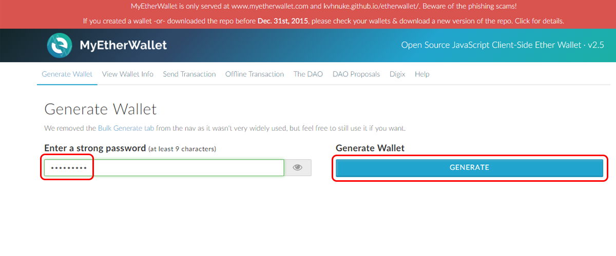 How To Use Myetherwallet Cryptocompare