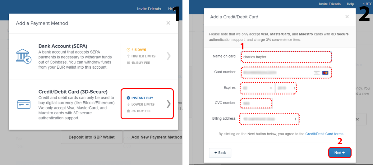 How to buy ether with a debitcredit card cryptocompare now its time to buy some crypto using your credit card ccuart Gallery