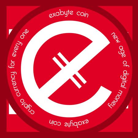 Logo ExaByte (EXB)