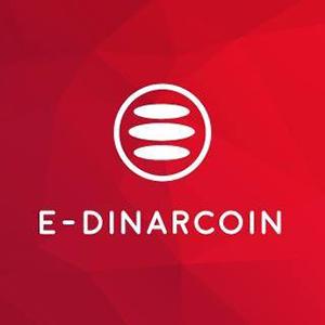 Logo E-Dinar Coin