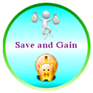 Logo Save and Gain