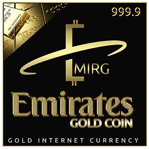 Logo EmiratesGoldCoin