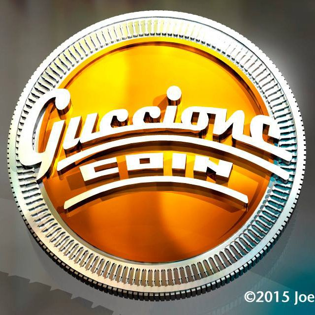 Logo GuccioneCoin