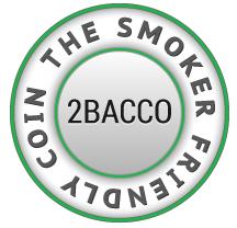 Logo 2BACCO Coin