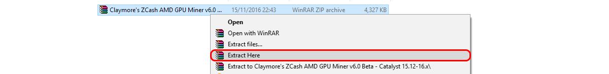 How to mine Zcash ZEC - Windows | CryptoCompare com