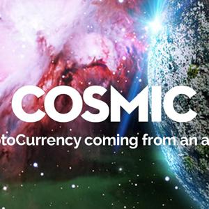 Logo Cosmic