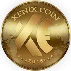 Logo XenixCoin
